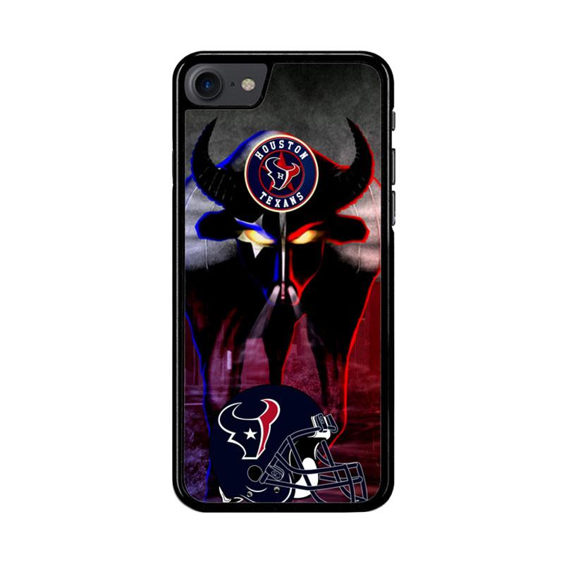 Flazzstore Houston Texans Z3002 Custom Casing for iPhone 7 or 8