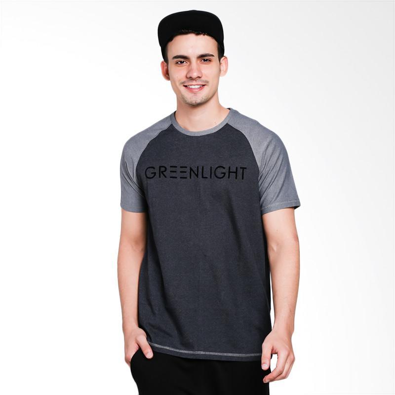 Greenlight Men 6301 T-shirt - Grey