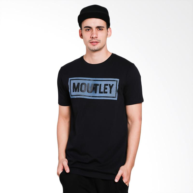 Moutley 2001 Men T-Shirt - Black
