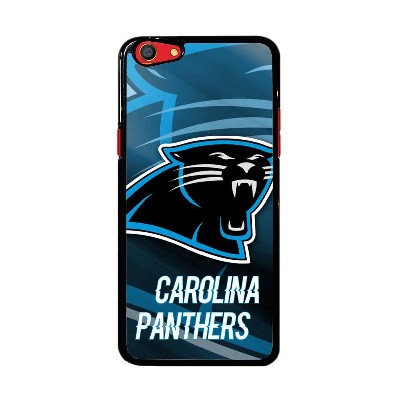 Flazzstore Carolina Panthers Z3023 Custom Casing for Oppo F3