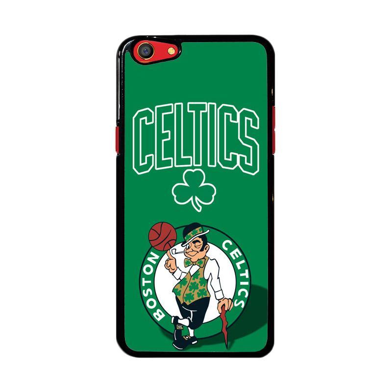Flazzstore Boston Celtics Z321 Custom Casing for Oppo F3