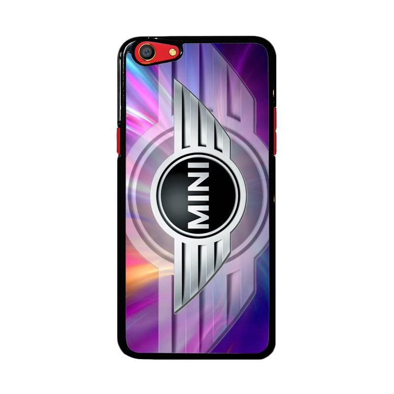 Flazzstore Mini Cooper Logo Z3274 Custom Casing for Oppo F3