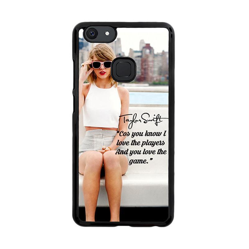 Flazzstore Taylor Swift 1989 Skyline Z2805 Custom Casing for Vivo V7 Plus