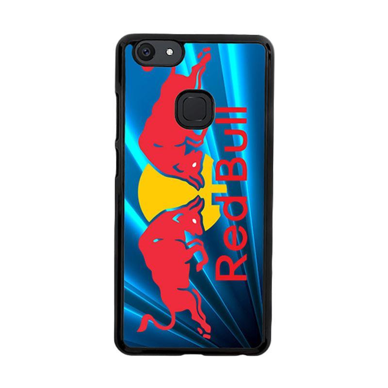 Flazzstore Red Bull Logo Z3229 Custom Casing for VIVO V7 Plus