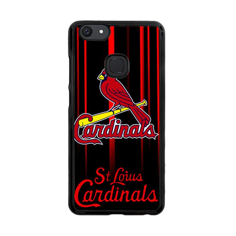 Flazzstore St. Louis Cardinals Logo Z3317 Custom Casing for Vivo V7 Plus