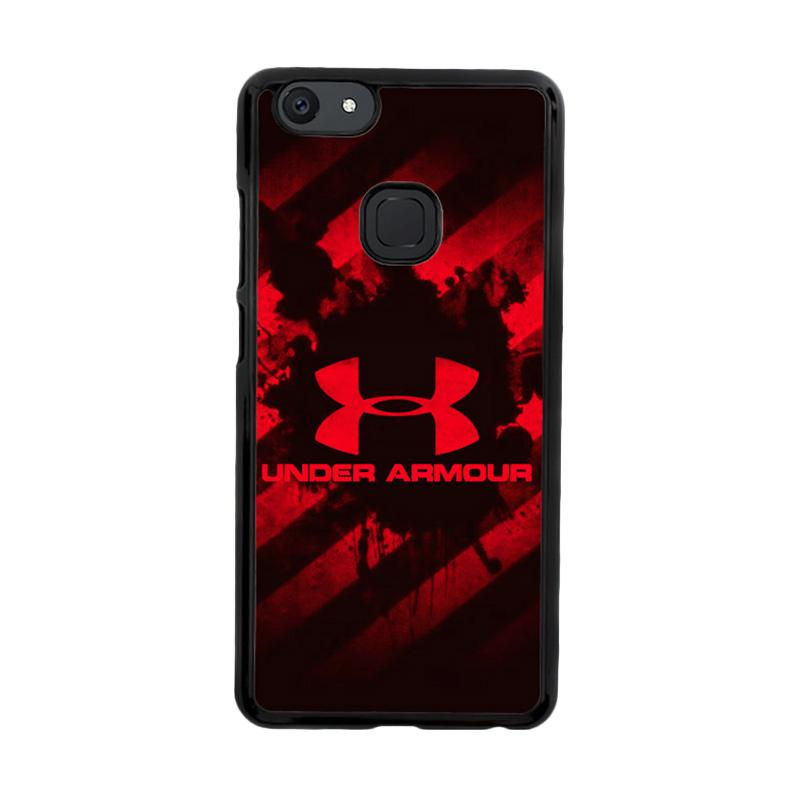 Flazzstore Under Armour Red Z4027 Custom Casing for Vivo V7 Plus