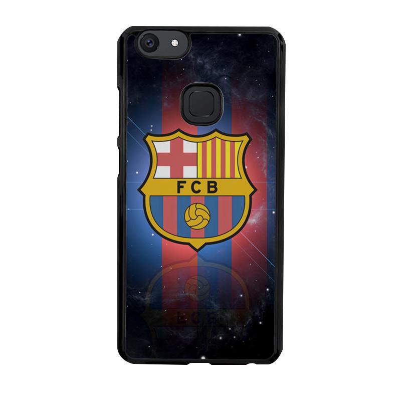 Flazzstore Barcelona Logo Galaxy Z4349 Custom Casing for VIVO V7 Plus
