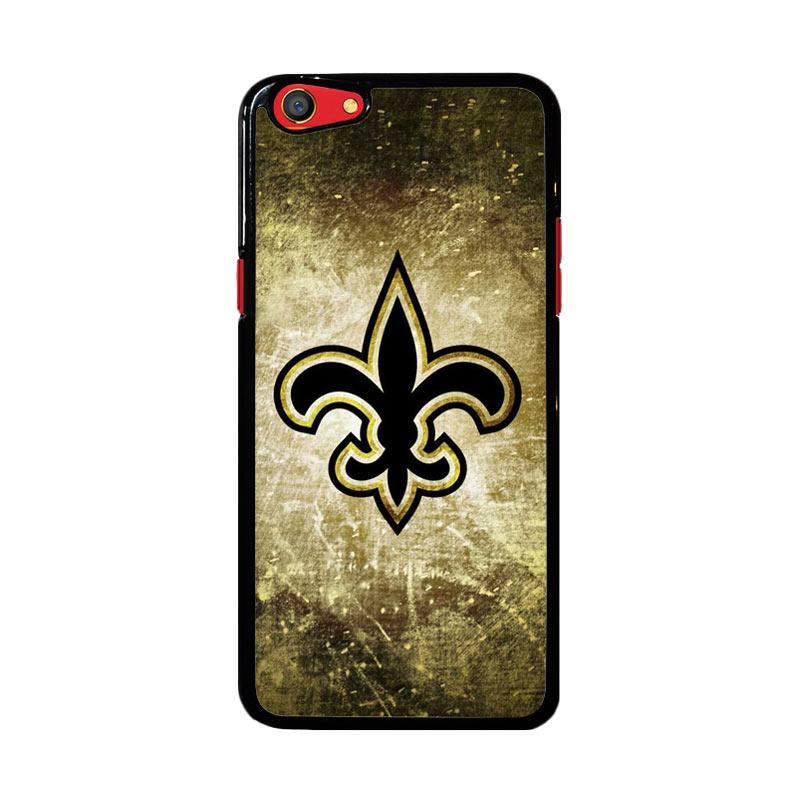 Flazzstore New Orleans Saints Gold Z4895 Custom Casing for Oppo F3