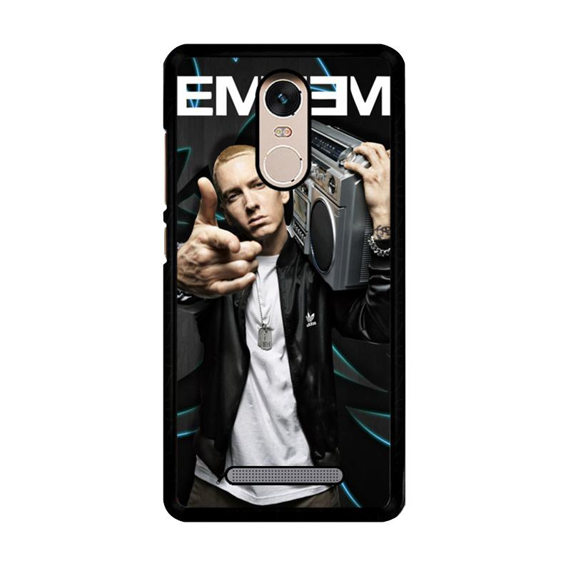 Flazzstore Eminem Z2175 Custom Casing for Xiaomi Redmi Note 3 or Note 3 Pro