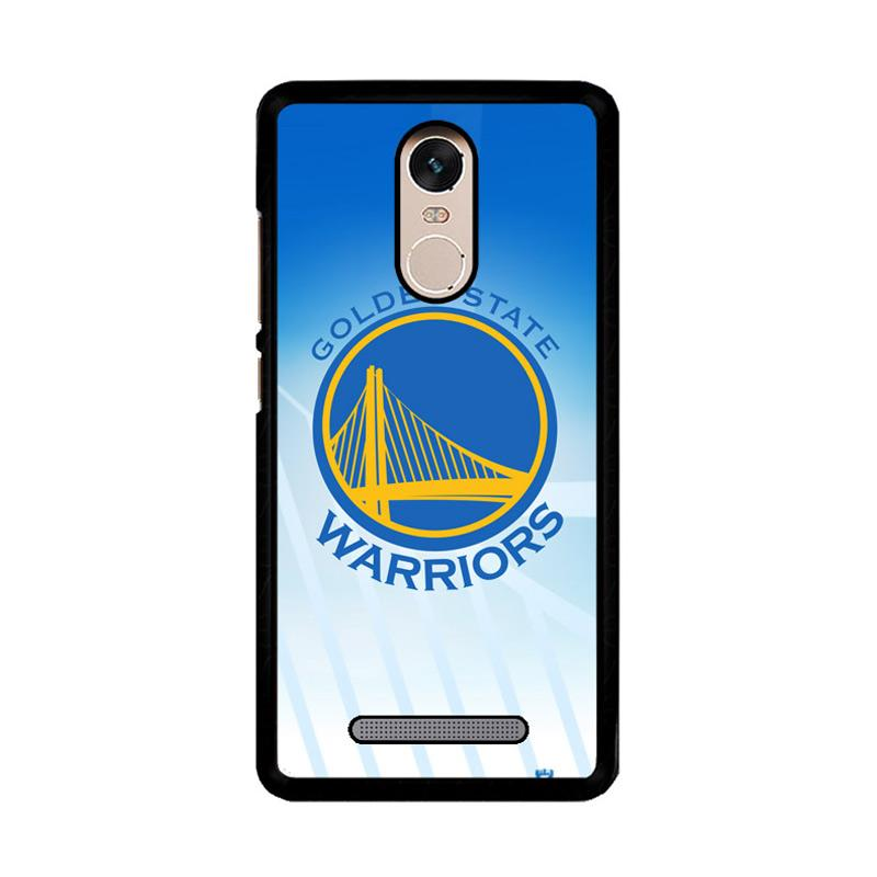 Flazzstore Golden State Warriors Z3282 Custom Casing for Xiaomi Redmi Note 3 or Note 3 Pro