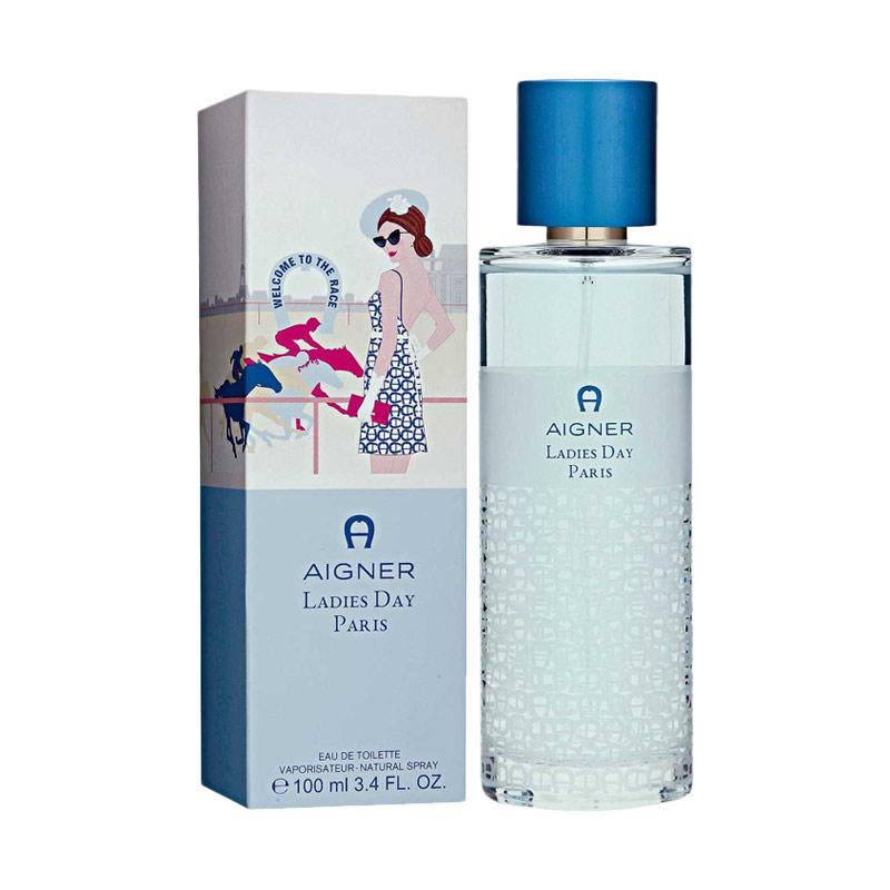 Aigner Ladies Day Paris Eau de Toilette Parfum Wanita [100 mL]