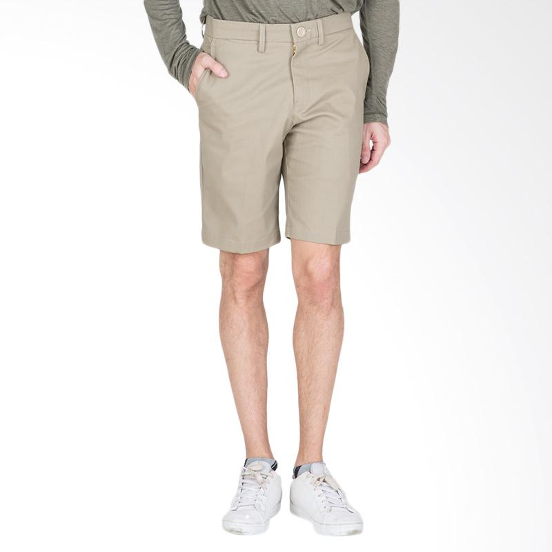 Tendencies Chinos Short Pants - Khaki