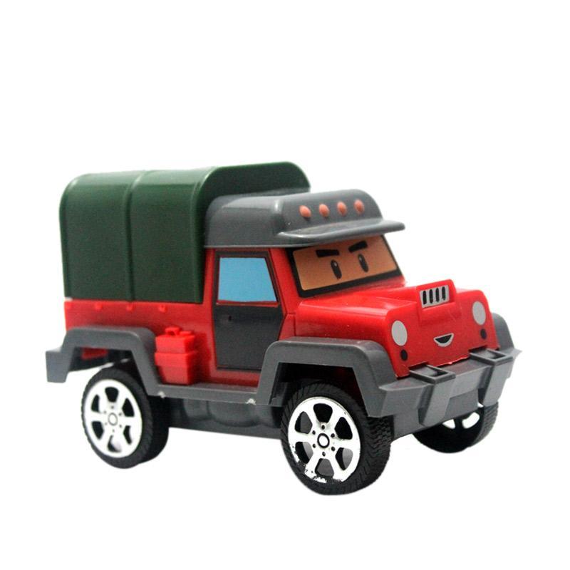 Yoyo Robocar Poli Poacher Mainan Anak