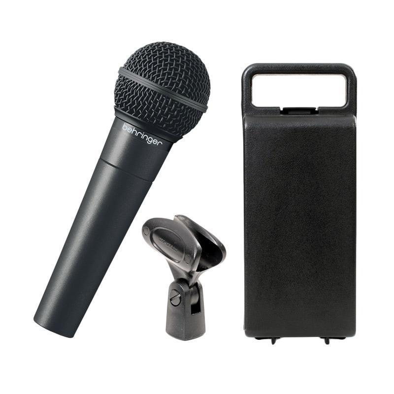 Behringer Utravoice XM8500 MIcrophone - Hitam