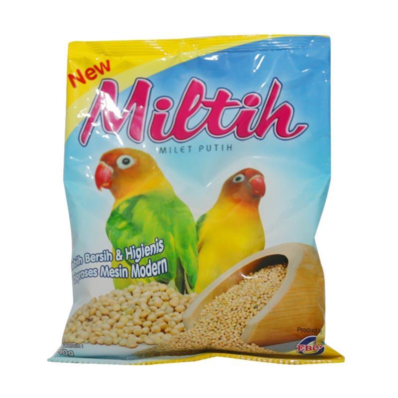 harga EBOD JAYA Miltih Milet Putih Pakan Burung Lovebird Blibli.com
