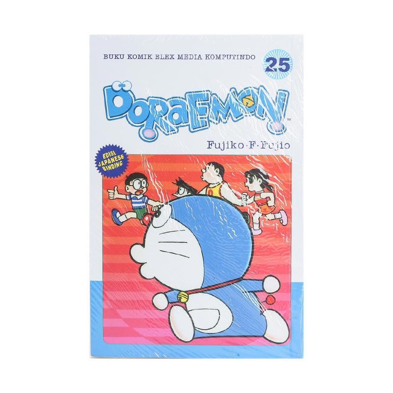 Elex Media Komputindo Doraemon 25 202553799 by Fujiko F. Fujio Buku Komik [Terbit Ulang]