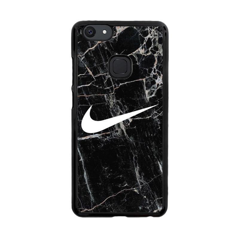 Flazzstore Nike Black Marble Z5384 Custom Casing for Vivo V7