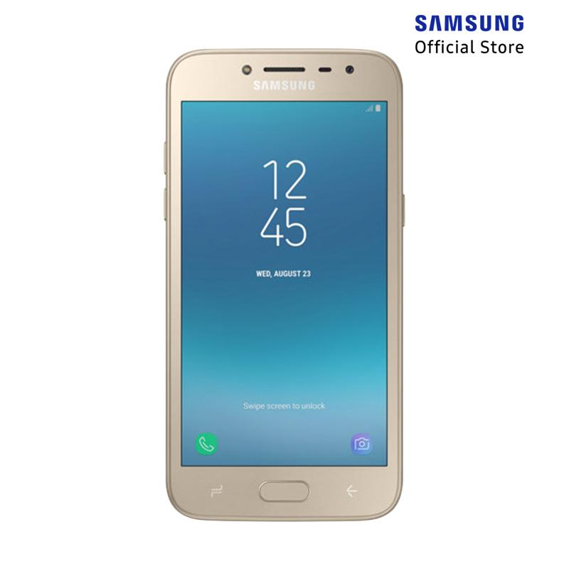 harga Samsung Galaxy J2 Pro Smartphone - Gold [16 GB/1.5 GB/ O] Blibli.com
