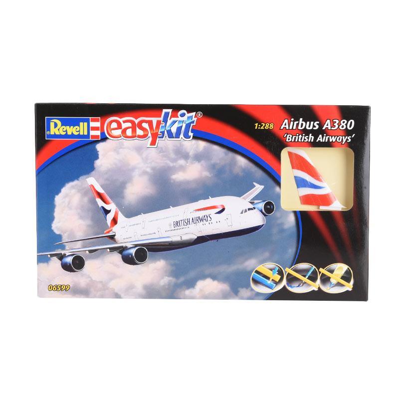 Revell Easy Kit Airbus A380 British Airways Model Kit