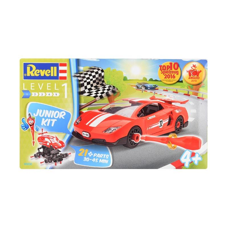 Revell Junior Kit Level 1 Racing Car Model Kit