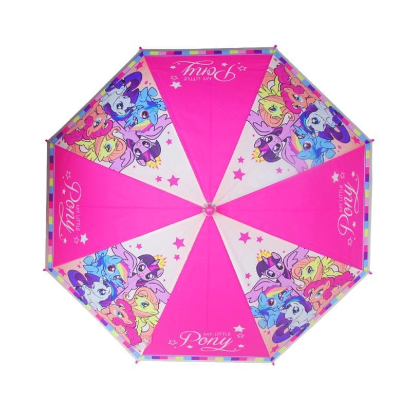 harga Rainy Collections Peluit Plastik Karakter My Little Pony Payung Anak Blibli.com