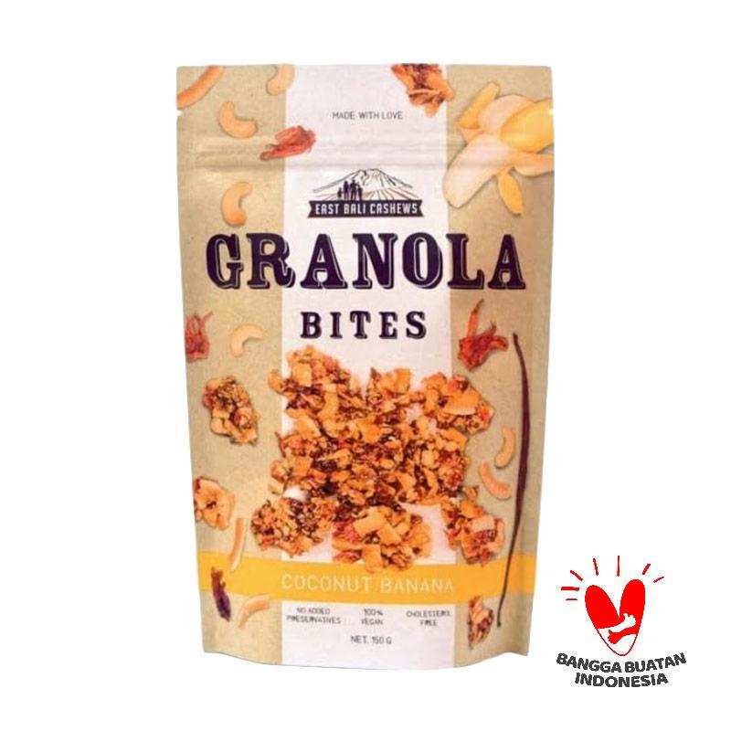 ... Home Mola Granola Healthy Snacks Rasa Matcha 3 Pcs Kelebihan Kekurangan East Bali Cashew Granola Bites