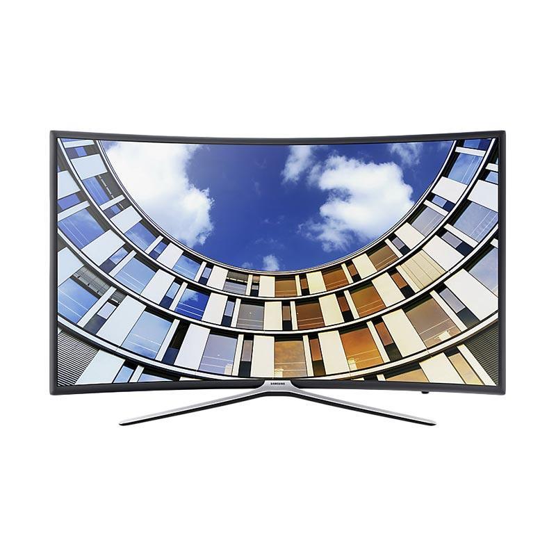 Samsung UA49M6300AKPXD Curved Smart TV [49 Inch]