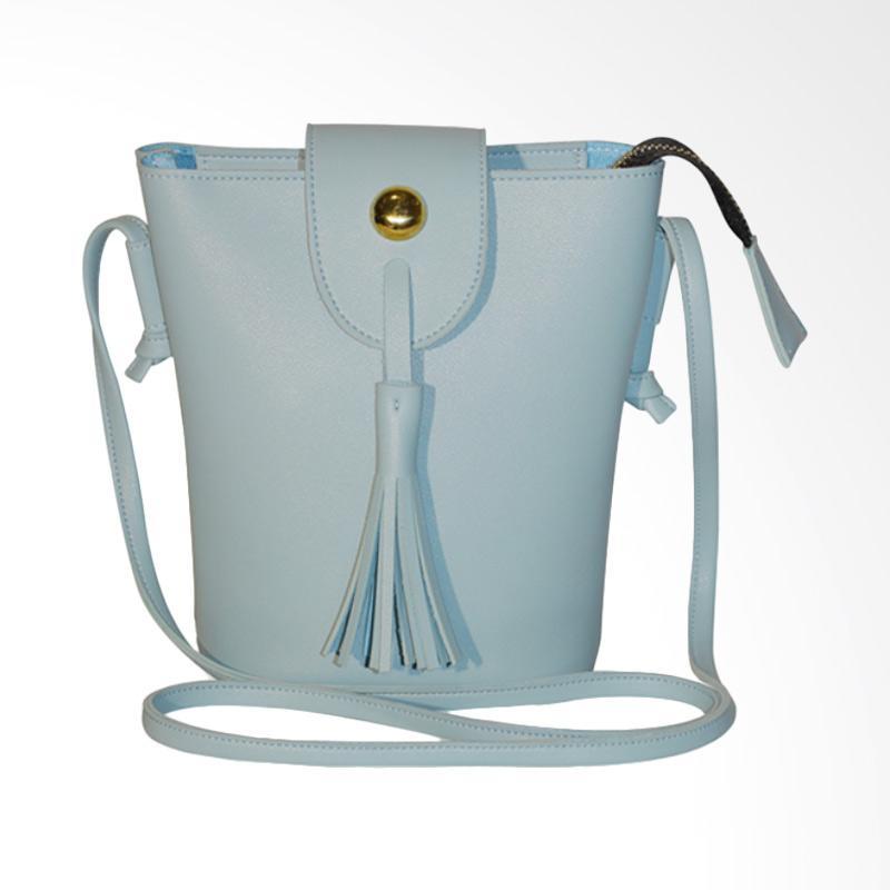 harga Navigirl Allura Sling Bag Wanita - Baby Blue Blibli.com