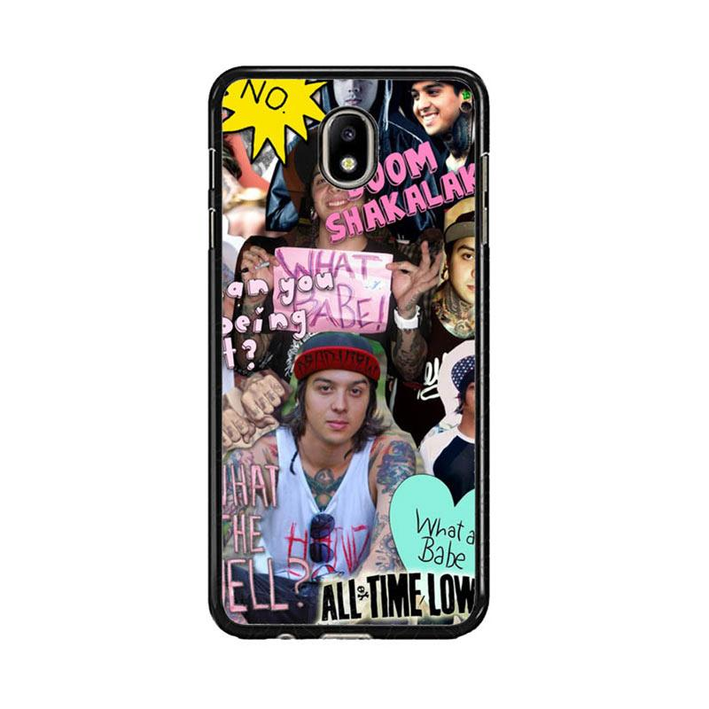 Acc Hp All Time Low Collage E0268 Custom Casing for Samsung J7 Pro