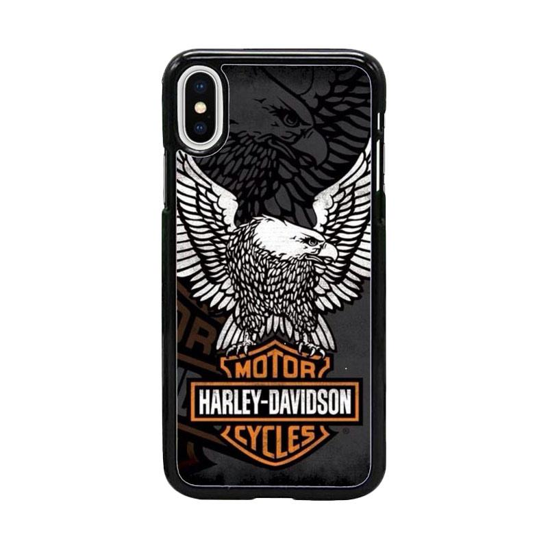 Acc Hp Harley Davidson W5025 Custom Casing for iPhone X