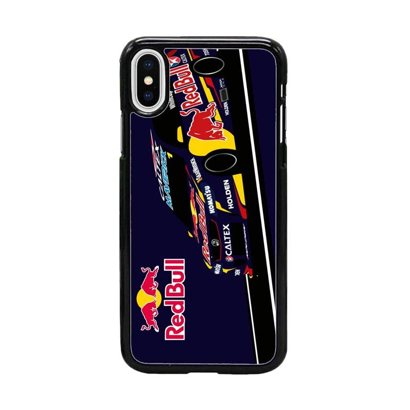 Acc Hp Red Bull Drink W5019 Custom Casing for iPhone X