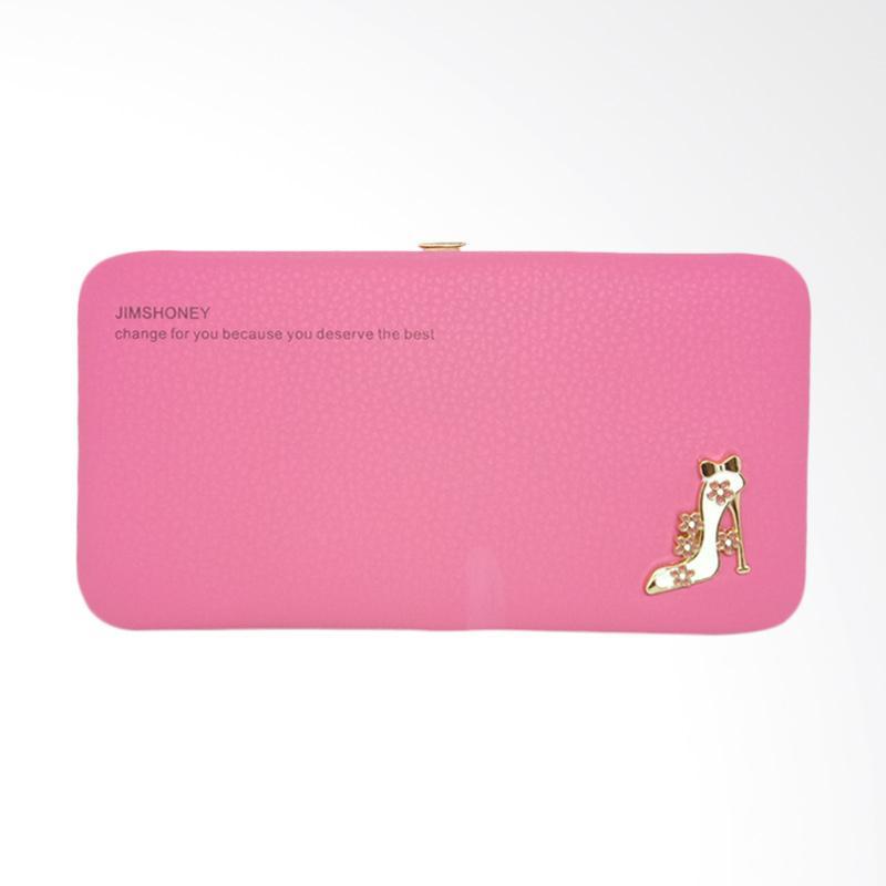 harga Jims Honey Megan Dompet Handphone Wanita - Peach Blibli.com