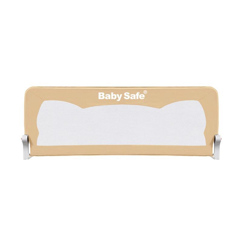 Baby Safe Bedrail Pagar Kasur Anak - Beige [180 cm]