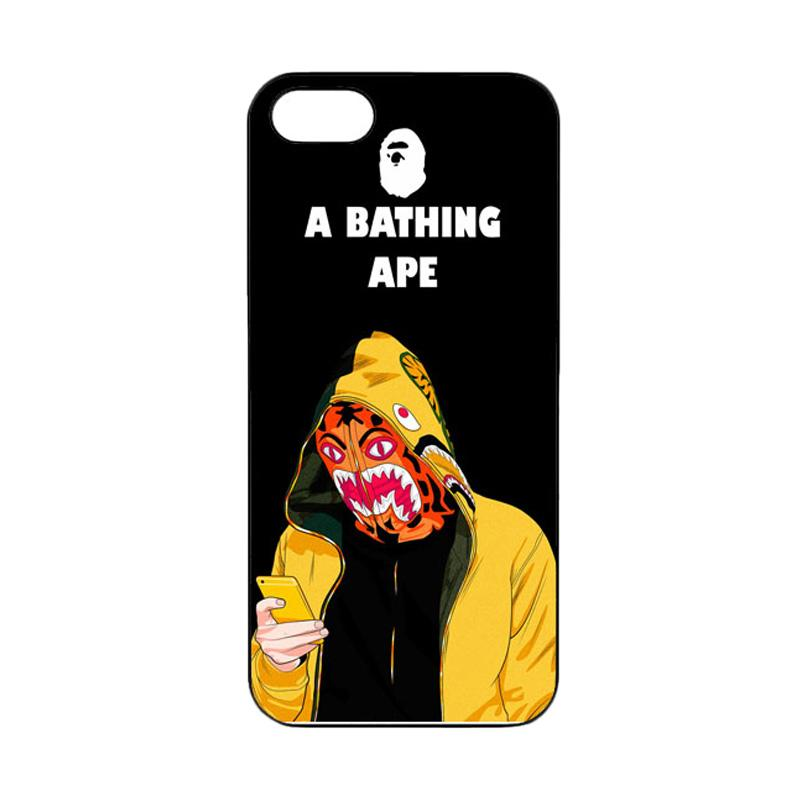 Cococase A Bathing Ape Wallpaper J0036 Casing For Iphone 5 Or 5s