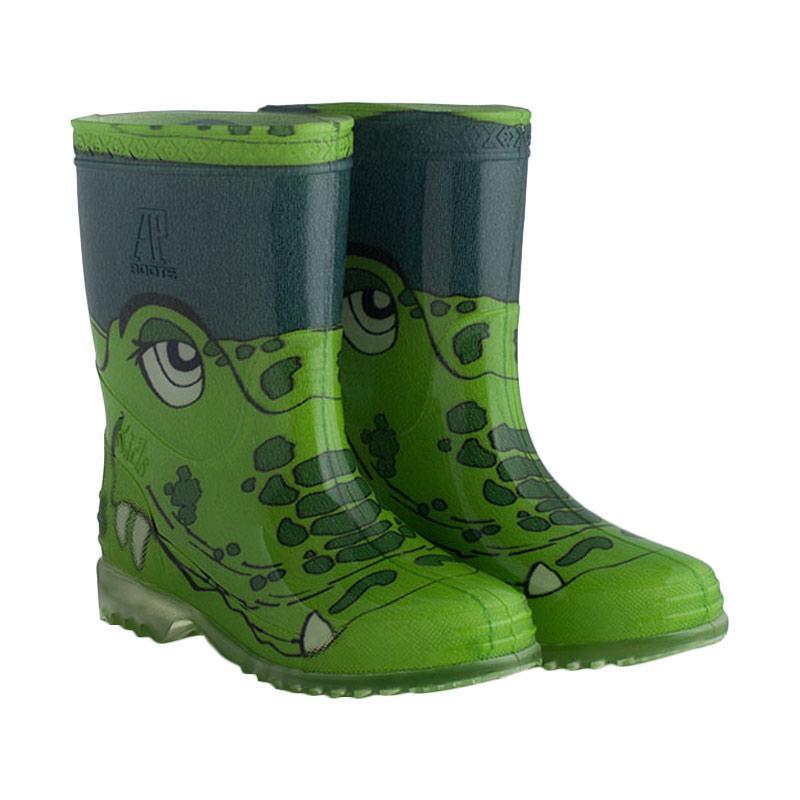 AP BOOTS Safary Crocodile Sepatu Boots Anak
