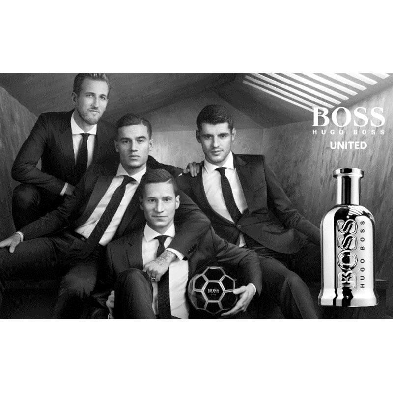 Kauf authentisch aliexpress neuer Stil von 2019 Hugo Boss Bottled United for Men EDT Parfum Pria [100 mL]