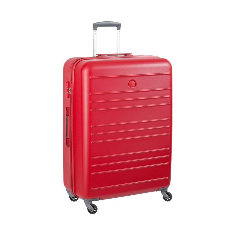 harga Delsey Carlit Kabin Hardcase Koper - Merah [61 cm] Blibli.com