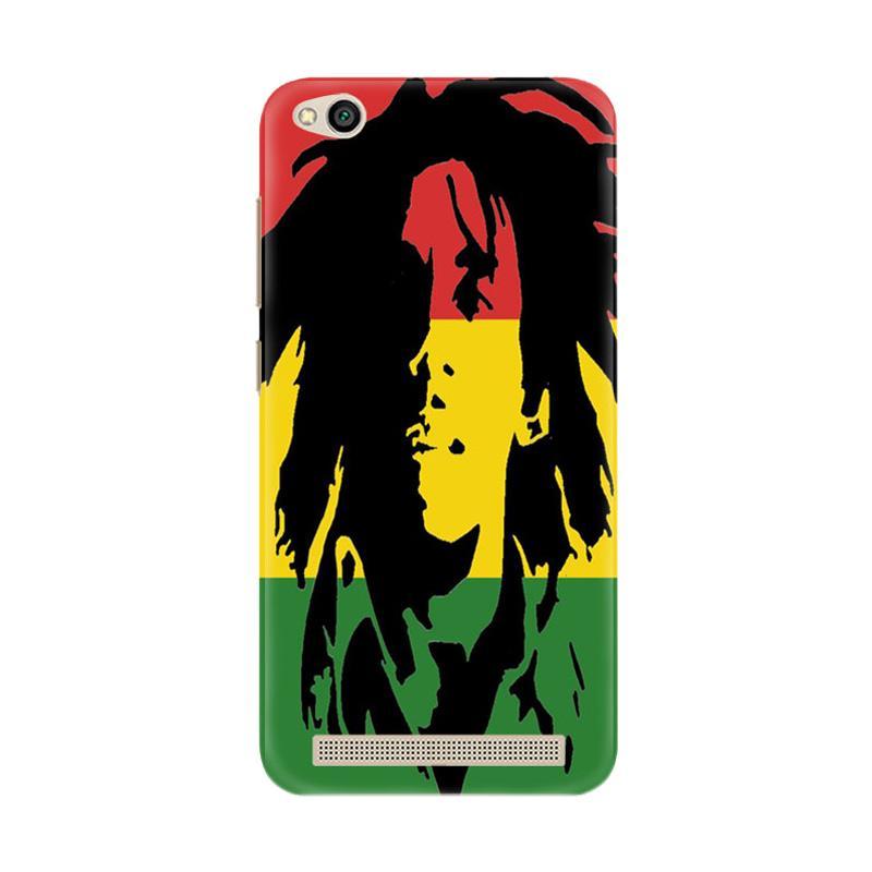 harga Flazzstore Reggae Legend Bob Marley Rasta V1647 Premium Casing for Xiaomi Redmi 5A Blibli.com