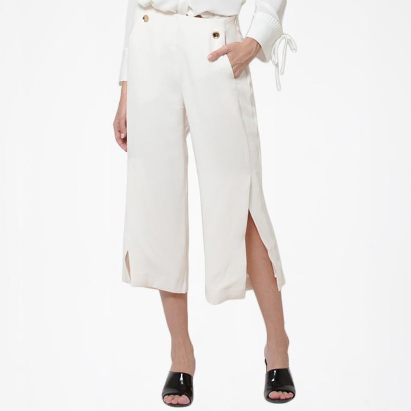 The Executive 5 Lpwsig217L008 Acru Long Pants Celana Wanita Off White