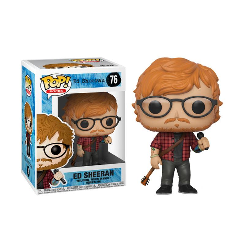 Funko POP 76 Rocks Ed Sheeran