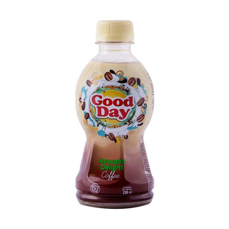 Jual Good Day Avocado Delight Minuman Kopi 250 Ml Online Desember 2020 Blibli