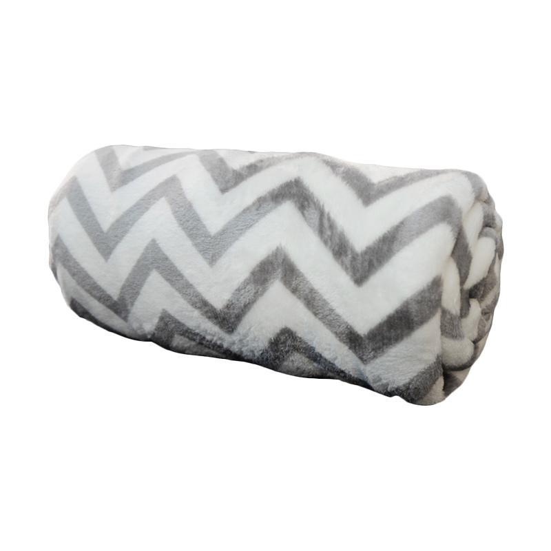 TOMOMI Zigzag Blanket