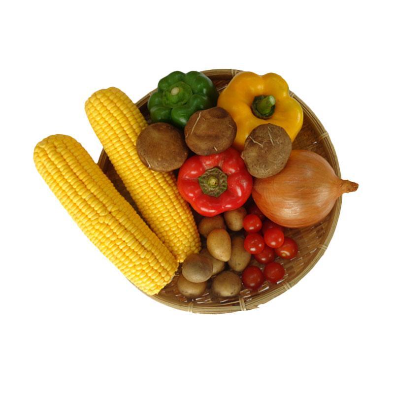 Yao Pagi Barbeque Paket Sayuran