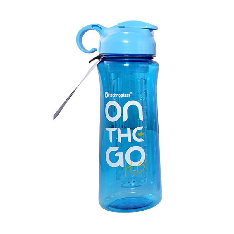 Jual Technoplast Infuser On The Go Botol Air Minum 600 Ml Online Desember 2020 Blibli