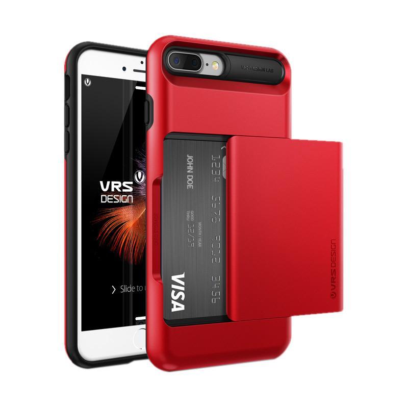 newest e8a52 448bf VERUS Damda Glide Case Casing for iPhone 8 Plus / iPhone 7 Plus
