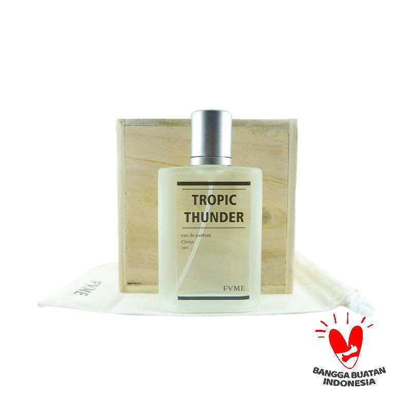 FVME Tropic Thunder Eau De Parfum Pria