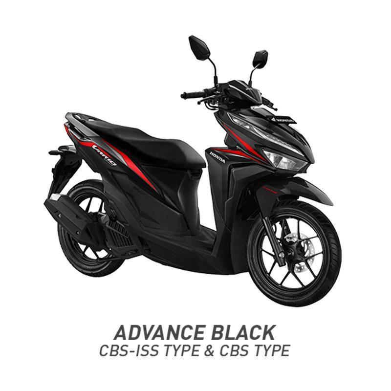 Honda All New Vario 125 eSP CBS ISS Sepeda Motor [VIN 2019/ OTR Jawa Tengah/ Yogyakarta]