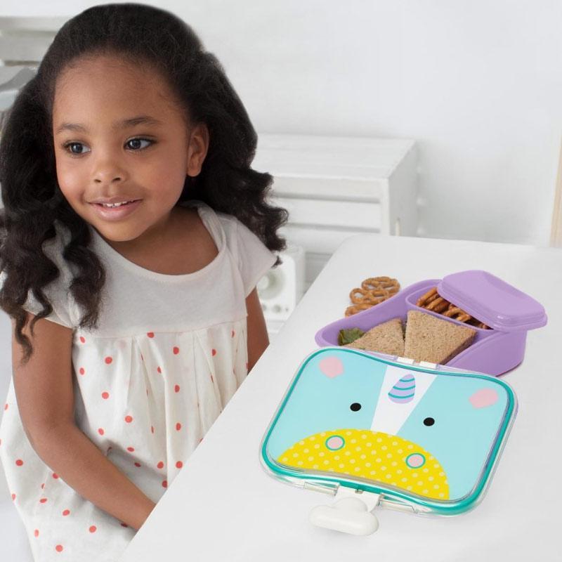 Skip Hop Zoo Unicorn Lunch Kit
