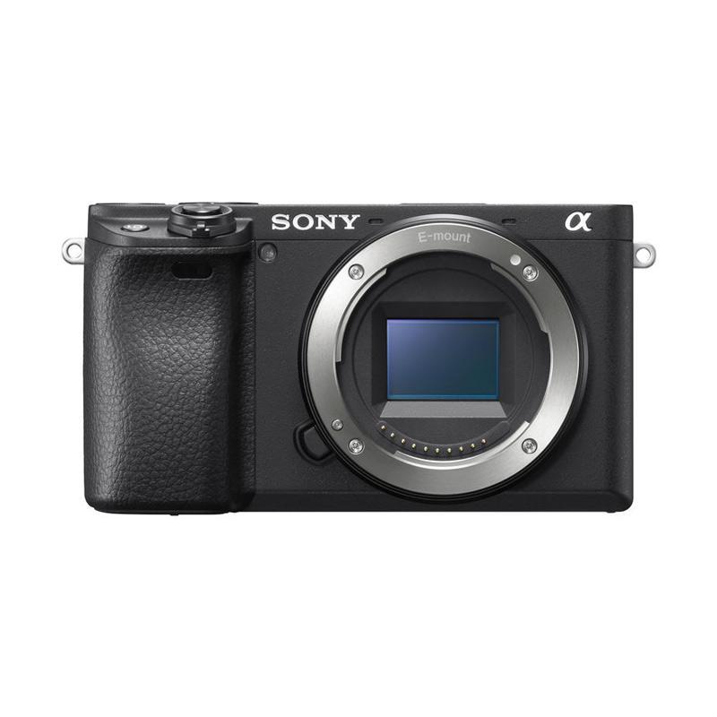 SONY Alpha A6400 Kamera Mirrorless Body Only
