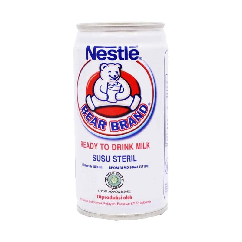 Groceries - Bear Brand Susu Steril [1 pcs]